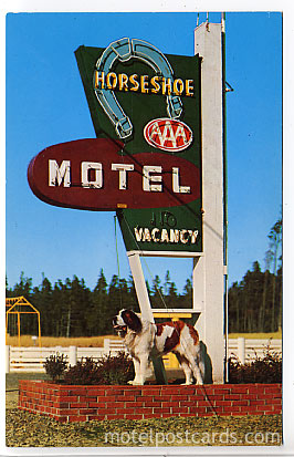 East West Motel On Vermont And Florence